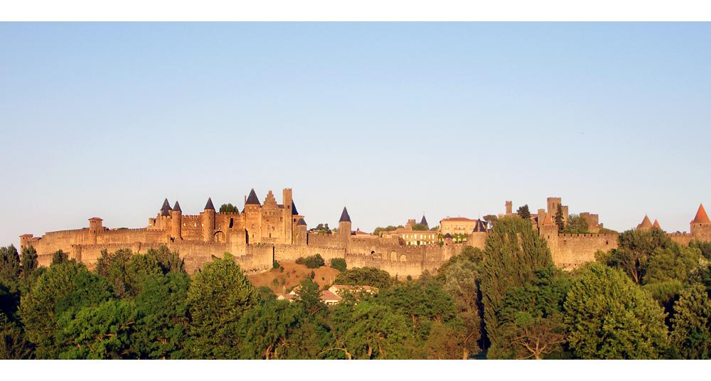 Carcassonne - Die Festung