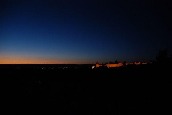 Carcassonne La Cité de Nuit