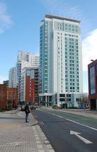 Cardiff center