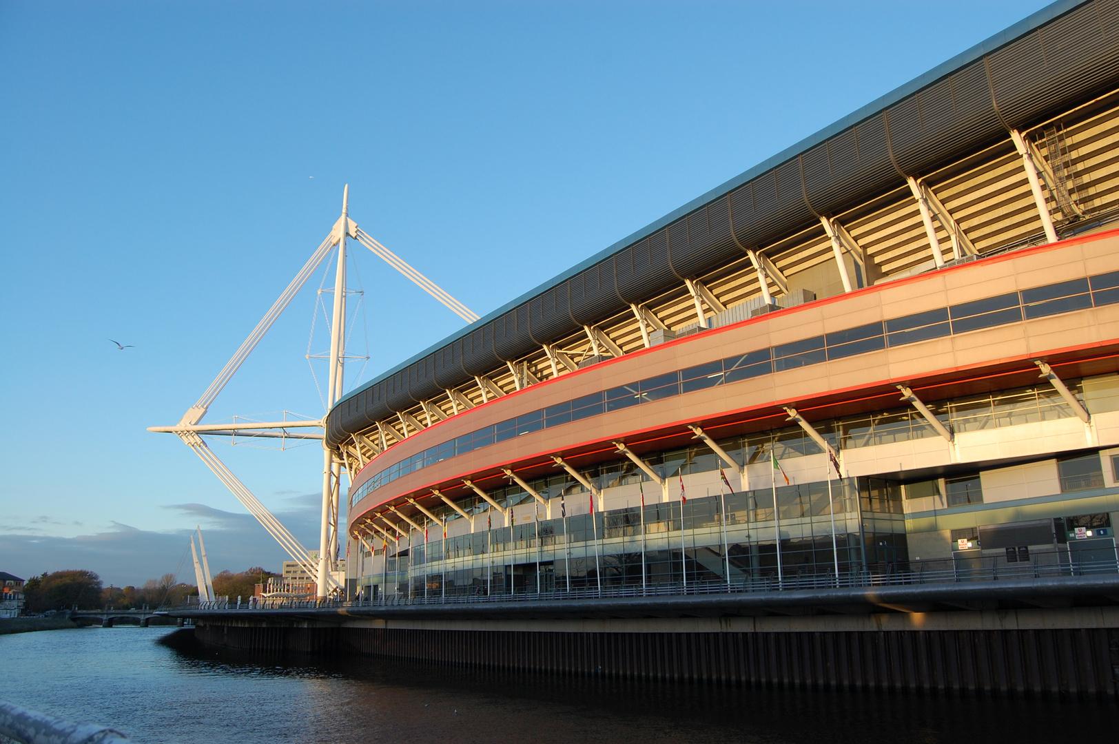 Cardiff - Millenium Stadium