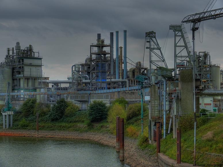 Cargill Deutschland GmbH, Krefeld- Rheinhafen /HDR