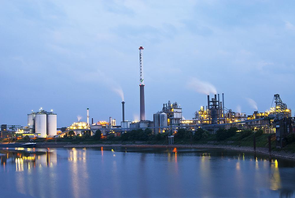 Cargill Staerkefabrik Uerdingen