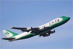 Cargo Boeing 747-4EV