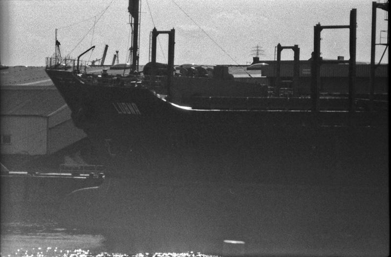 Cargo Ship Lubna
