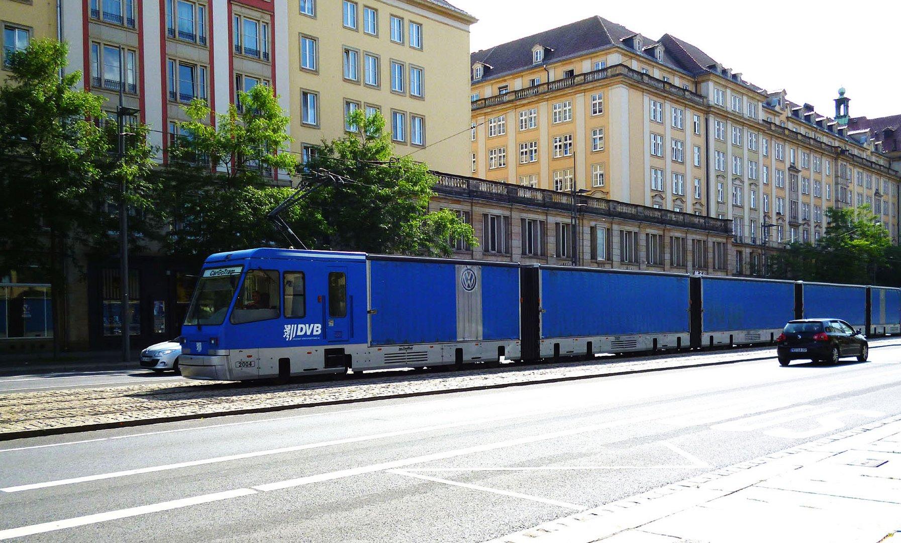 CarGo-Tram