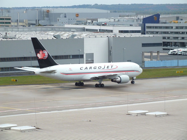Cargojet in Köln