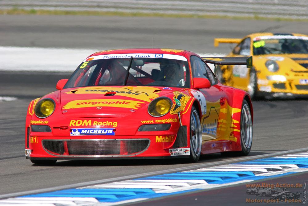 Cargraphic / RDM-Racing Porsche 997 RSR