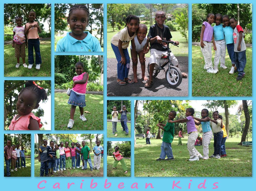 Caribbean Kids