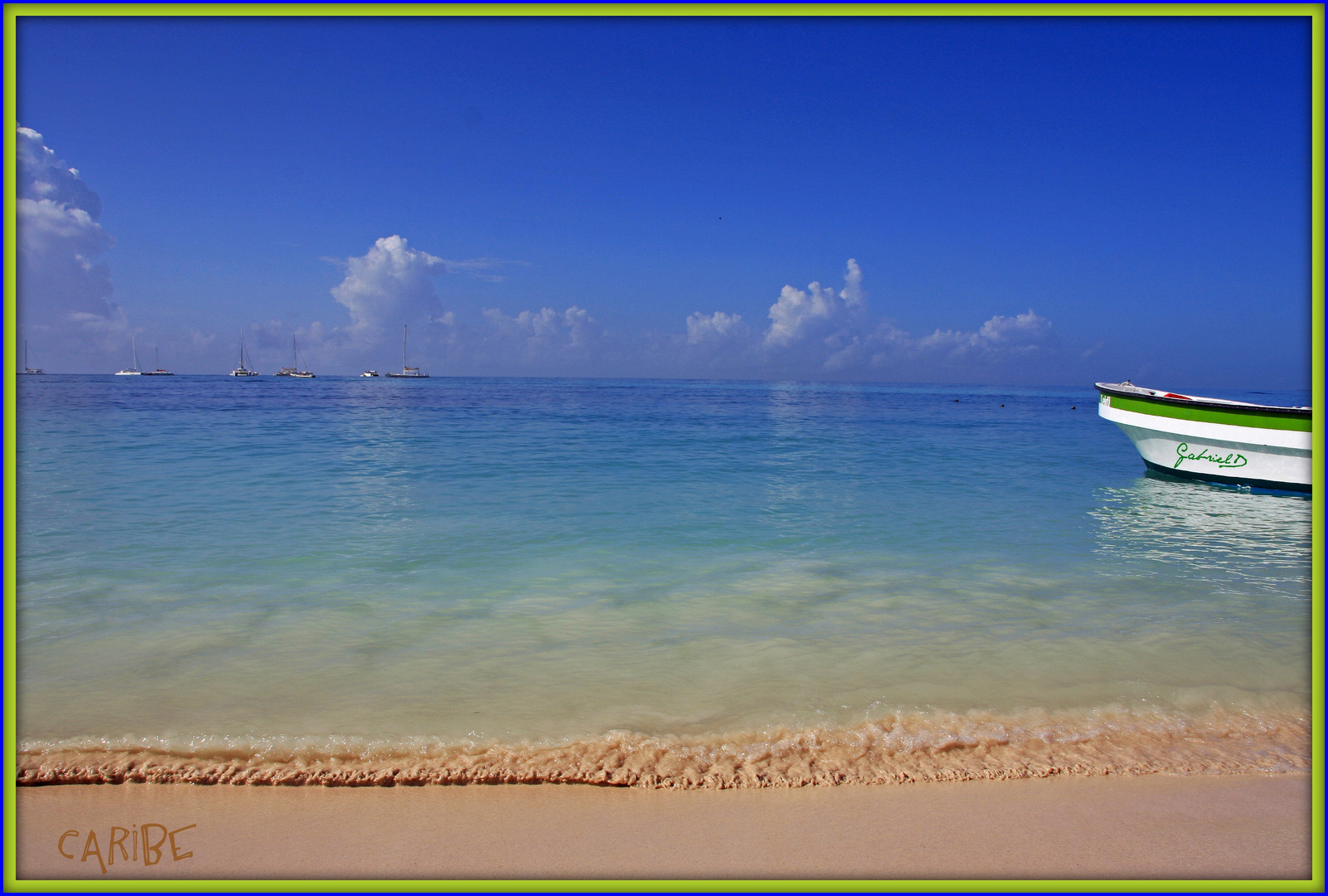 CARIBE DOMINICANO