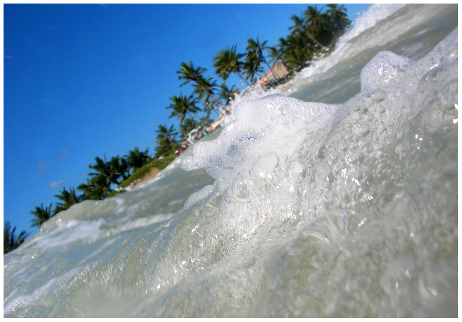 Caribean ..The Rythm of the Ocean
