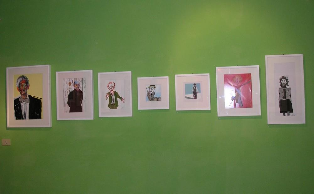 Caricature in Mostra