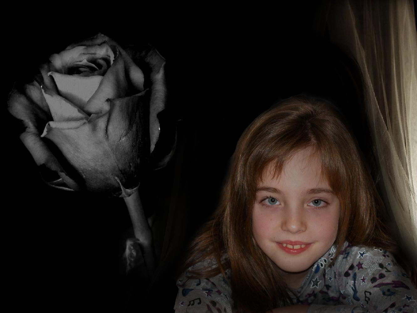 Carina with Rose
