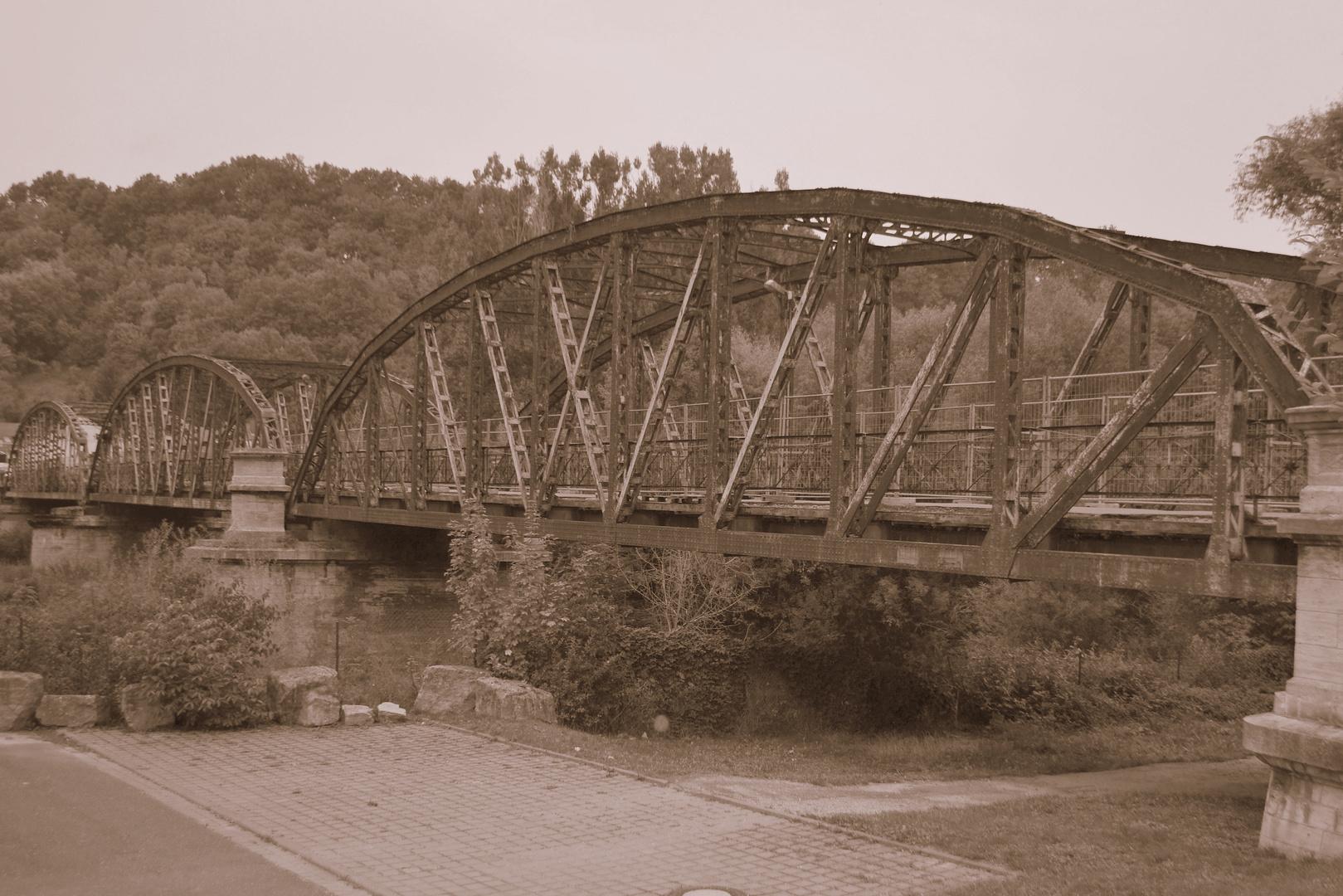 Carl-Alexander-Brücke in Dorndorf