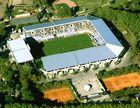 carl benz- stadion mannheim,luftbild