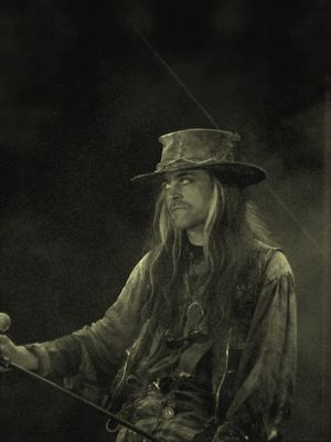 Carl McCoy (Fields of the Nephilim)