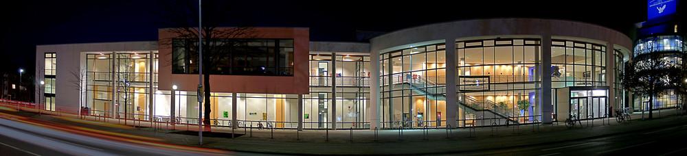 Carl von Ossietzky Universität Hörsaalzentrum