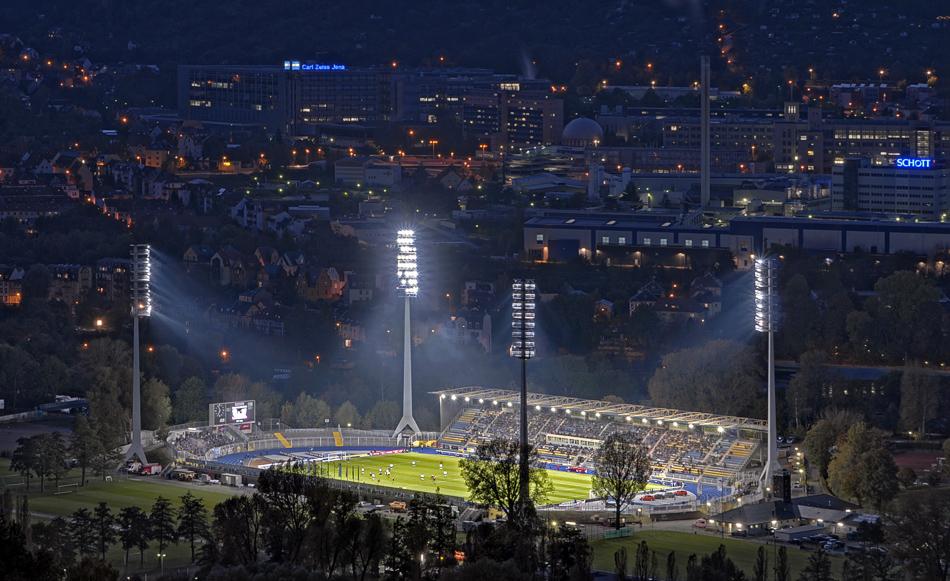 Carl Zeiss Jena - VfB Stuttgart Am. -2