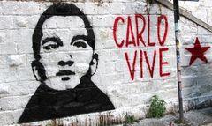 Carlo Vive....alla Garbatella...