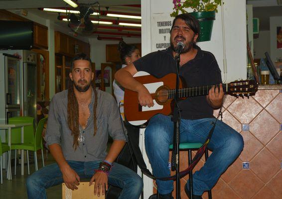 Carlos Bueso in Conil de la Frontera