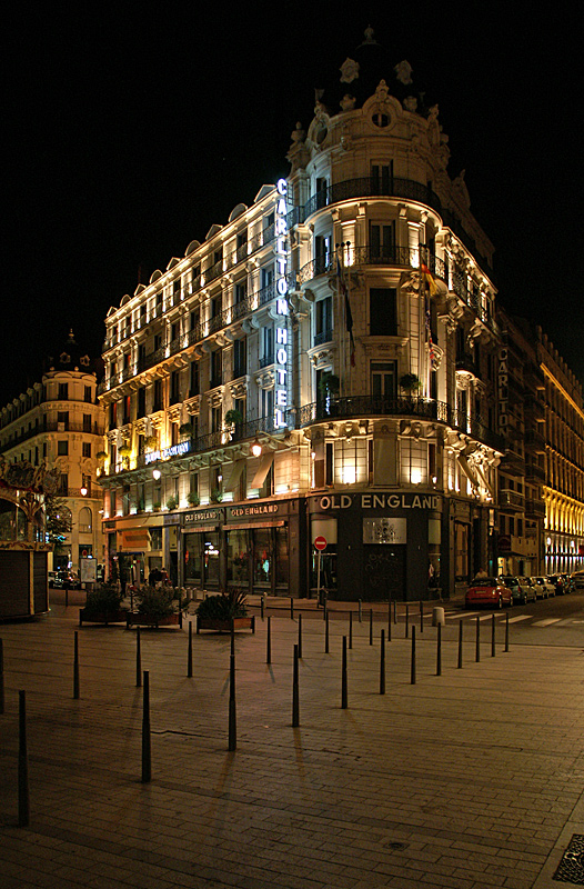 Carlton Hotel à Lyon (F)