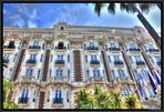 Carlton Hotel in Cannes, France