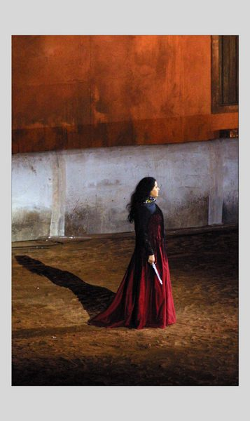 … carmen aufschalke … passión [8] … self-confident: seniora hermine may … diva of the opera …