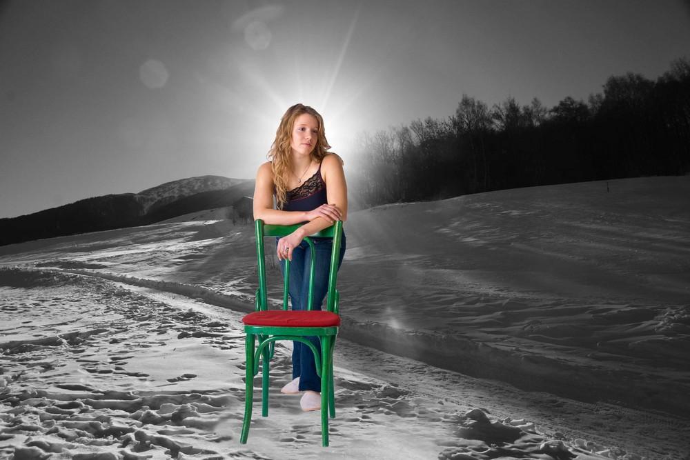 Carmen im Schnee