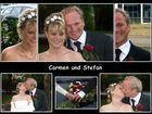 Carmen und Stefan - Collage