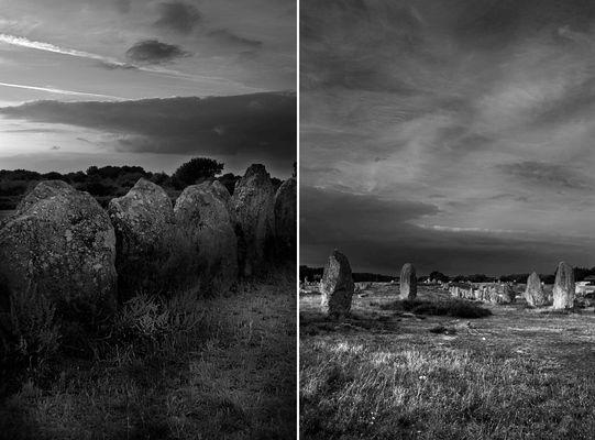 Carnac- Menhirs