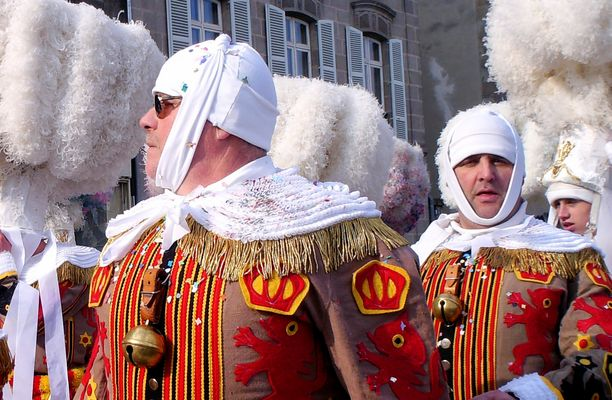 Carnaval 2010 - Les Gilles