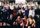 Carnaval chez les cyclistes français - Fasching bei den französischen Radfahrern