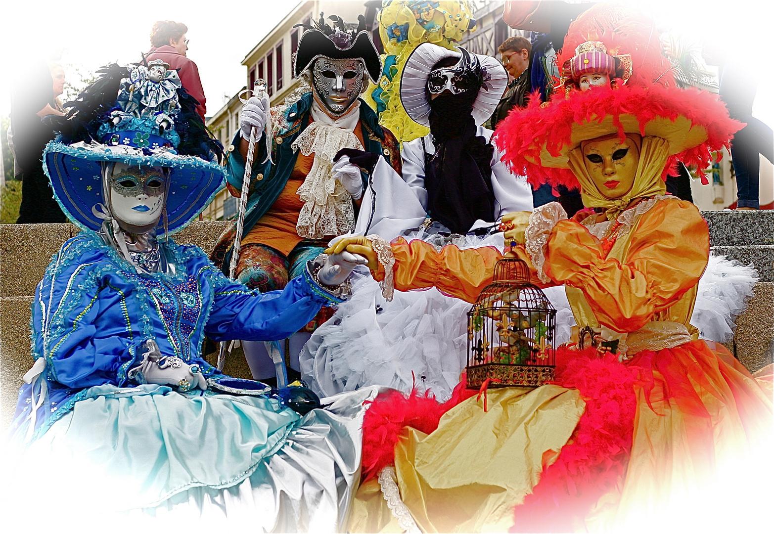 Carnaval de Venise à Verdun...1