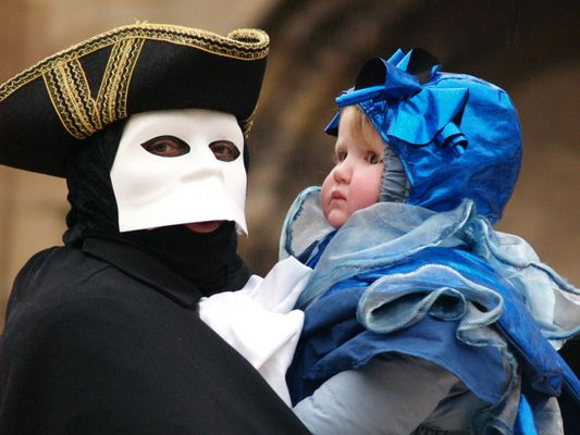Carnaval en Alsace