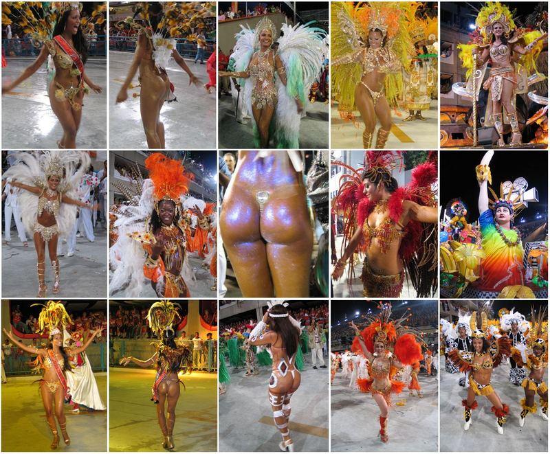 CARNAVAL NO RIO. Maior espetáculo da Terra/CARNIVAL IN RIO Biggest show on Earth! Serie:Life in Rio
