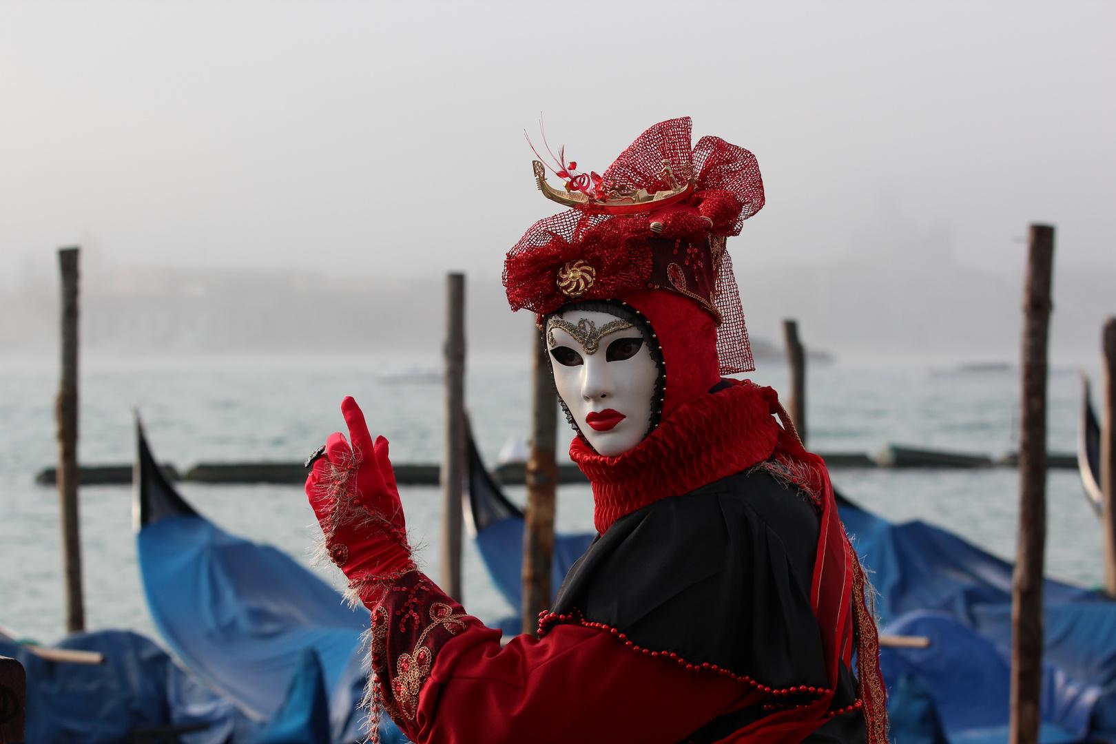 Carneval 2013 in Venedig