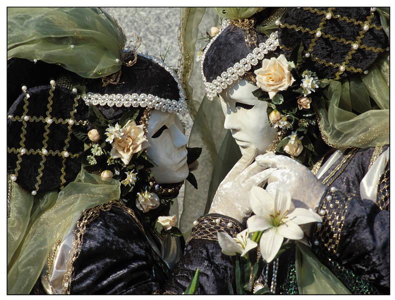 Carneval in Venedig VI