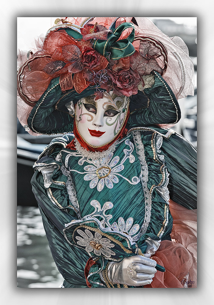 Carnevale 2010 - Where are the Colors gone