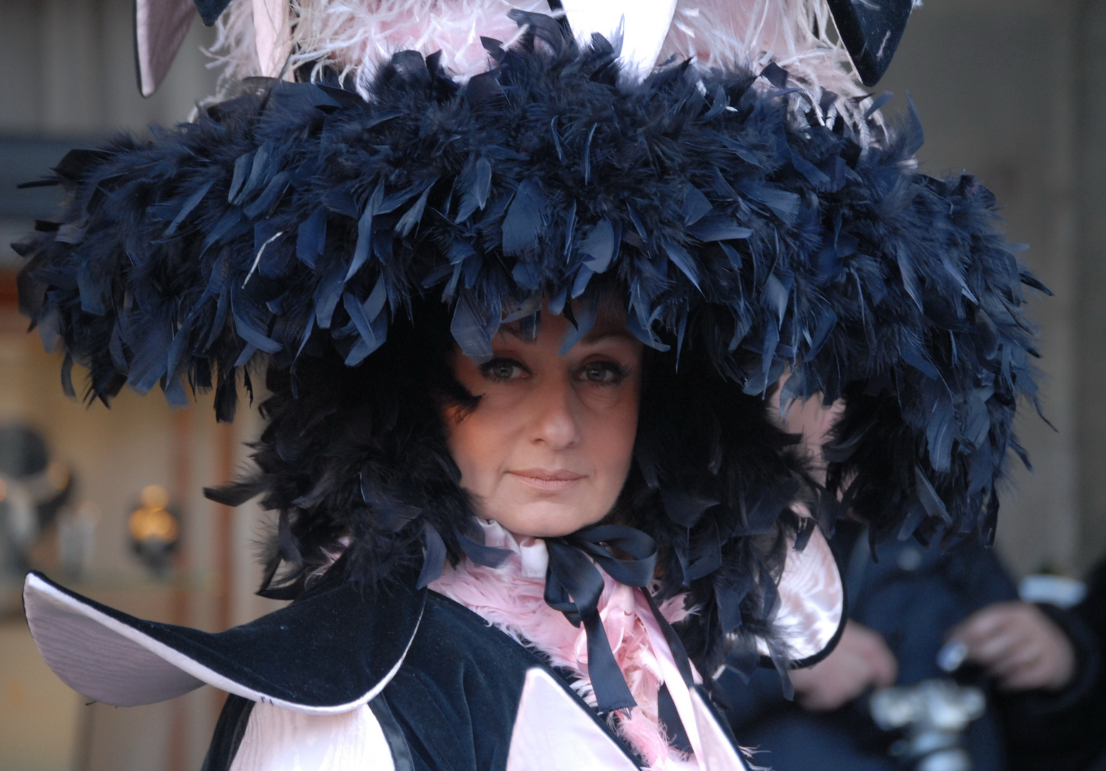 Carnevale di Venezia 2011 Uno guardo fuggitivo