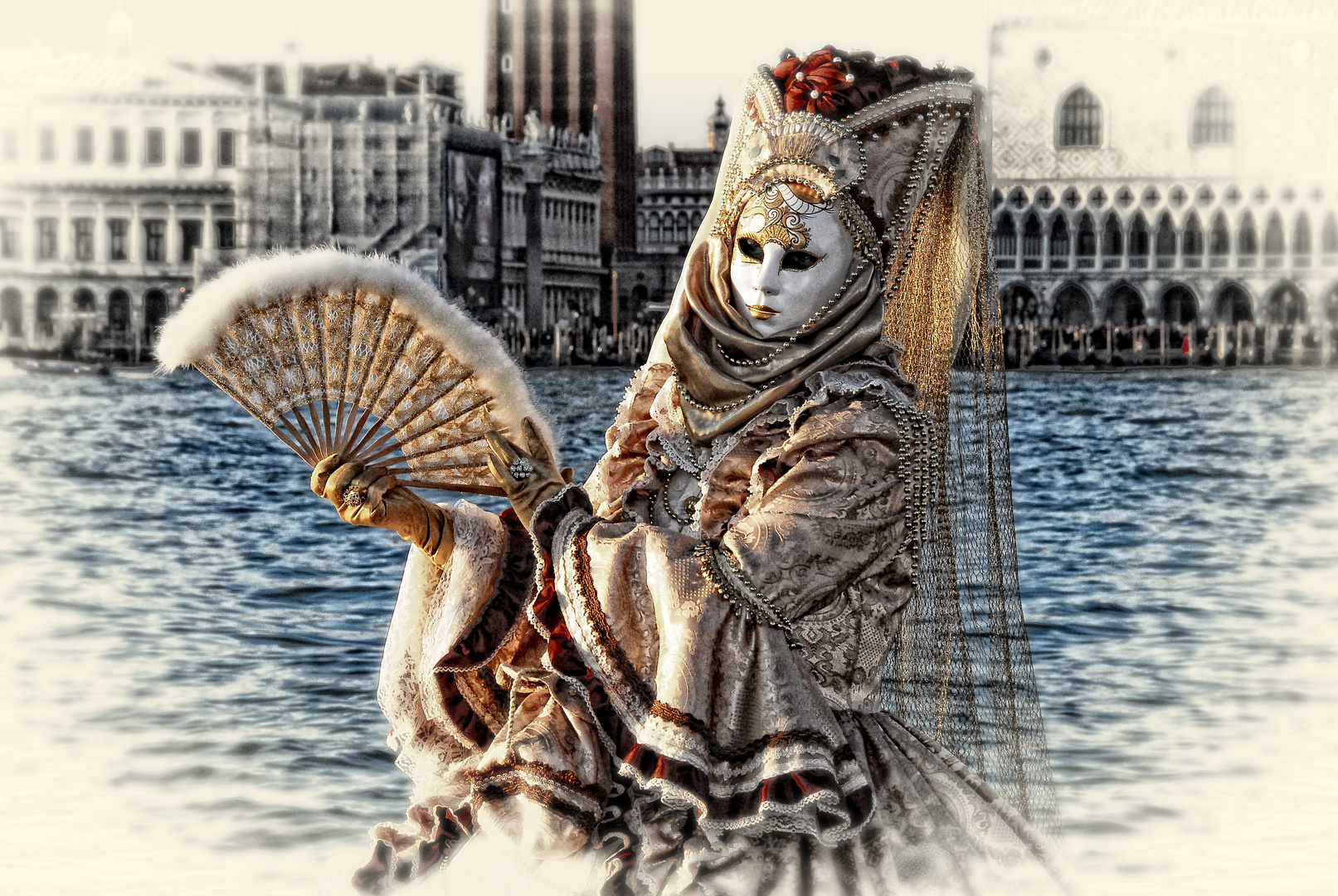 Carnevale di Venezia 2012 - 21