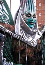 Carnevale di Venezia - Guerriero della Luna
