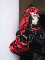 Carnevale di Venezia - Il rosso e il nero