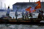 Carnevale sul Canale della Giudecca