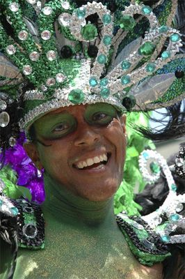Carnival in Trinidad West Indies