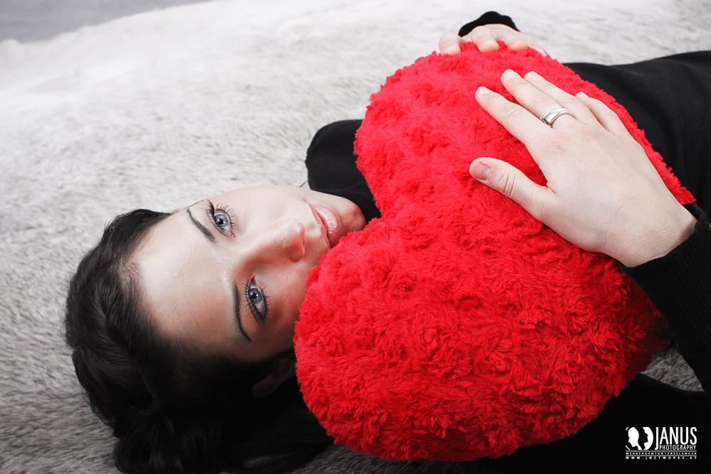 Caro mit Herz