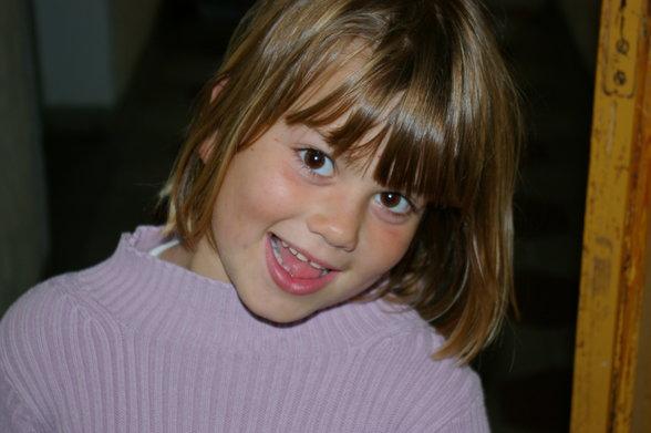 Carola, meine Nichte!