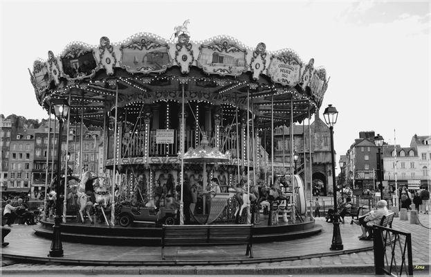 carousel d'Honfleur