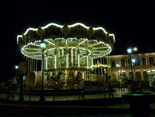 Caroussel à Honfleur