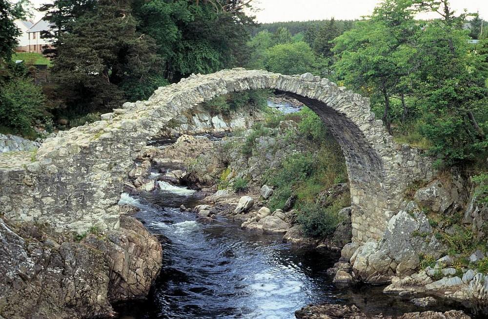 Carrbridge / Scotland