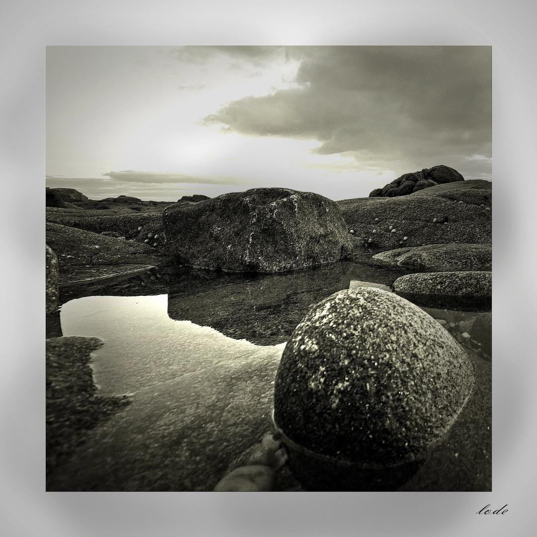 carré de rochers