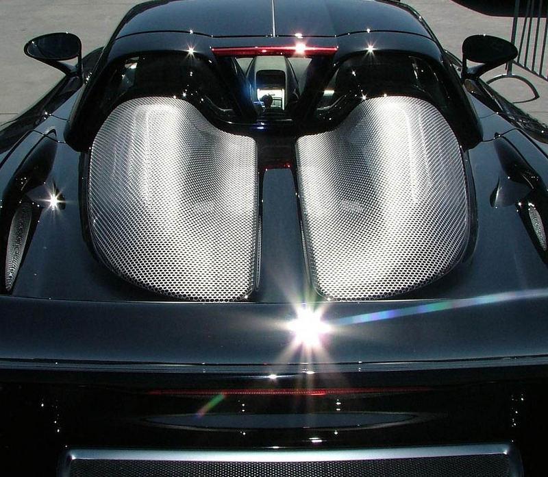 Carrera GT, Klappe die II.